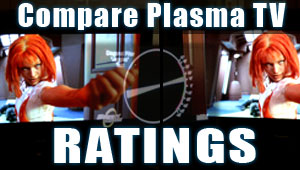 Compare all of our Plasma TV Ratings