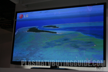 LG 60PN6500 Plasma TV Specs and Dimensions