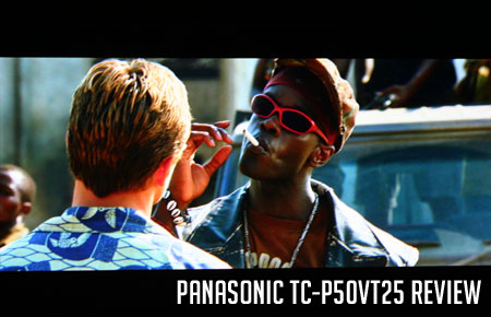 Panasonic TC-P50VT25 Review
