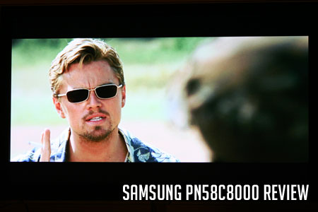 Samsung PN58C8000 Review