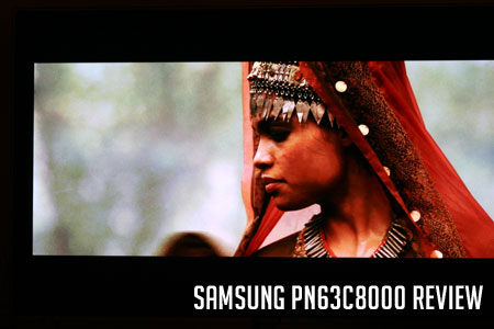 Samsung PN63C8000 Review