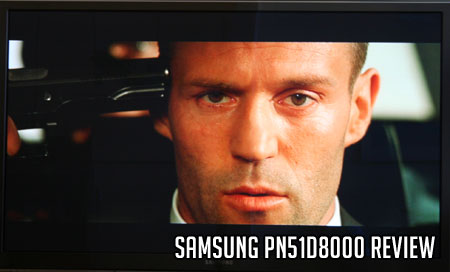 Samsung PN51D8000 Review
