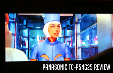 Panasonic TC-P54G25 Review