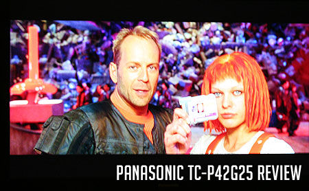 Panasonic TC-P42G25 Review