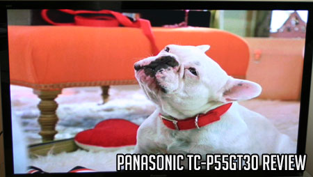 Panasonic TC-P55GT30 Review