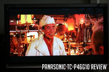 Panasonic TC-P46G10 Review