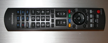 Panasonic TH-46PZ85U Remote