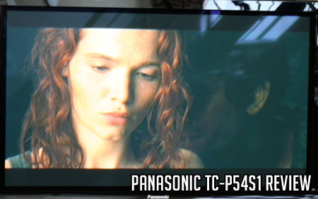 Panasonic TC-P54S1 Review