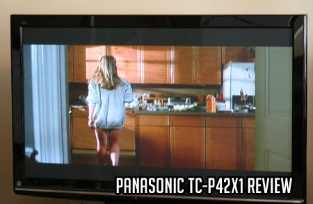 Panasonic Viera Review - TC-P42X1 at Plasma TV Buying Guide