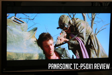 Panasonic TC-P50X1 Review