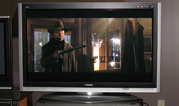 Panasonic HDTV Plasma Review