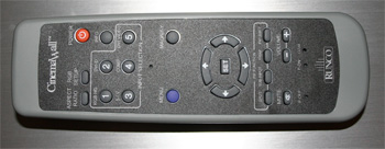 Runco Plasma Remote