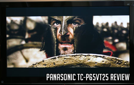 Panasonic TC-P65VT25 Review