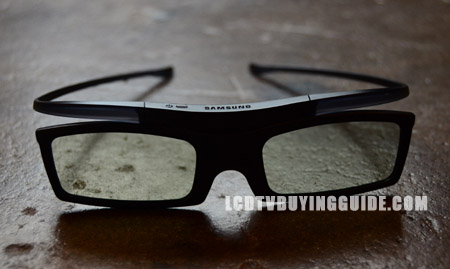 Active 3D glasses for the Samsung PN64F5500